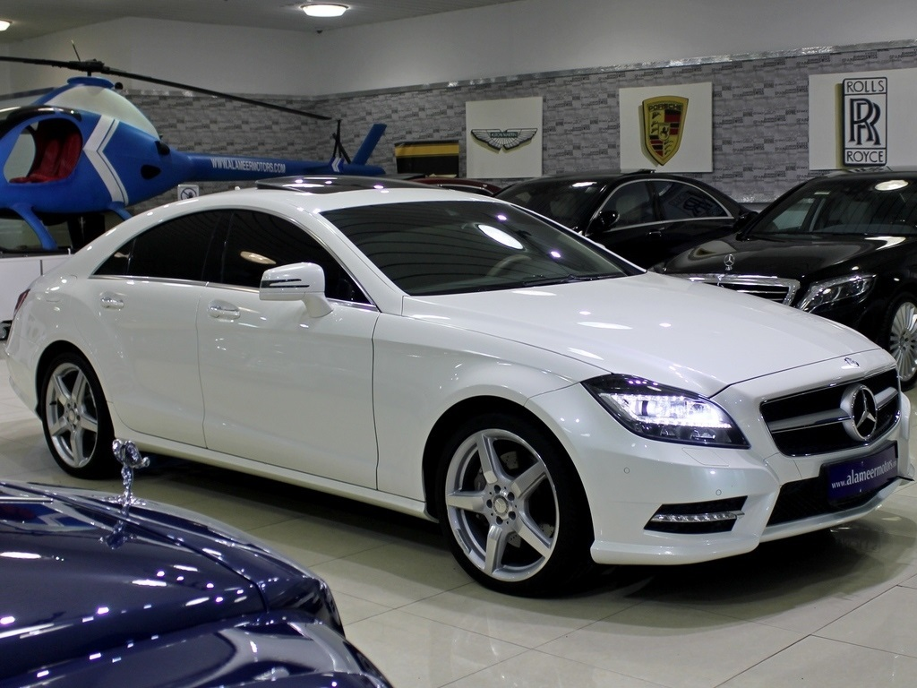 2013 mercedes benz cls350 63 kit under warranty from emc for Where to buy used mercedes benz