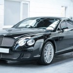 Bentley Continental 6.0 W12 GT Speed 2dr 4WD Black on Black Speed