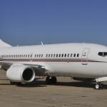 Boeing Business Jet BBJ - VVIP Presidential Aircraft!
