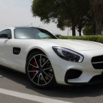 Brand New Mercedes AMG GTS Edition 1