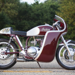Custom hand built 1949 Indian Scout