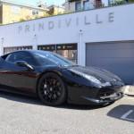 Ferrari 458 4.5 Italia 2dr LHD Stunning Black 458