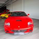 Ferrari F575 Maranello F1