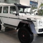 G63 6x6 AMG in stock