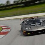 Lamborghini Huracan 620-2 Super Trofeo Race Car