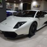 Lamborghini Murcielago LP 670 SV