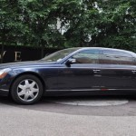 MAYBACH 62 PARTITION