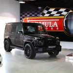 Mercdes Benz G63 KIT BRABUS