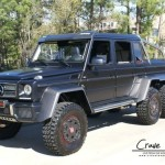 Mercedes Benz G63 6X6 AMG loaded street legal Crave Luxury Auto.
