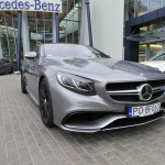 Mercedes Benz S63 AMG Coupe 4M EDITION ONE, SWAROVSKI CRYSTALS !!!