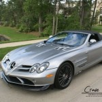 Mercedes Benz SLR 722S edition loaded leather V8 supercharged Crave Luxury Auto