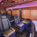 MERCEDES - BENZ SPRINTER | Business Luxury Van | MSD_9200