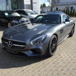 NEW 2015 Mercedes Benz AMG GT S Edition 1
