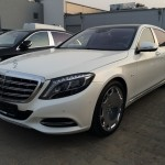 New 2015 Mercedes S600 Maybach
