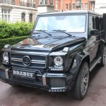 New BRABUS 700 based on Mercedes-Benz G63 AMG