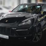 Porsche Cayenne GTS 2014 Black/Tan 21,000 KM | Warranty Till April 2017
