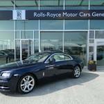 Rolls-Royce Wraith Midnight Sapphire