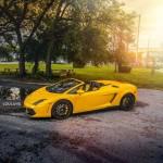 The Famous Justin Bieber 2013 Lamborghini LP550-2 Spyder