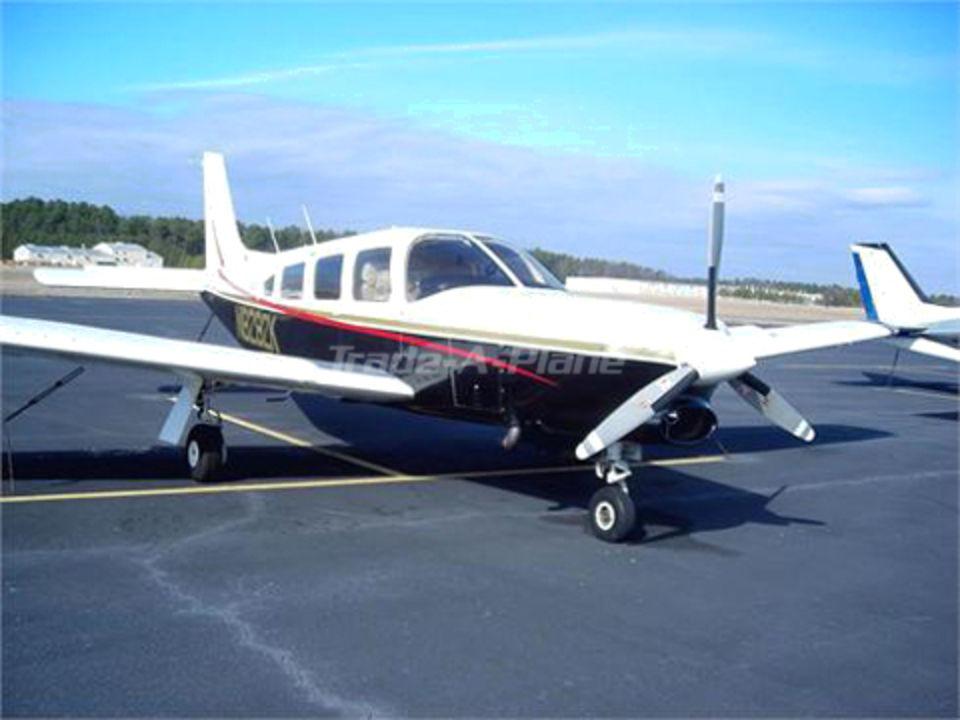 1981 Piper Turbo Saratoga Sp 1980 1987 For Sale Buy