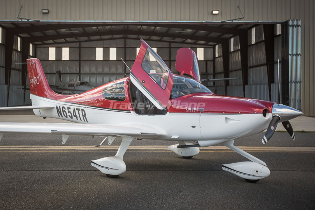 2012 Cirrus Sr20 G3 Gts For Sale Buy Aircrafts