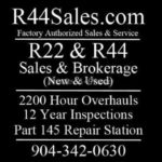 2007 ROBINSON R44 For Lease