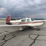 1986 MOONEY M20K 252 For Sale
