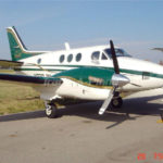 1988 BEECHCRAFT KING AIR C90A For Sale